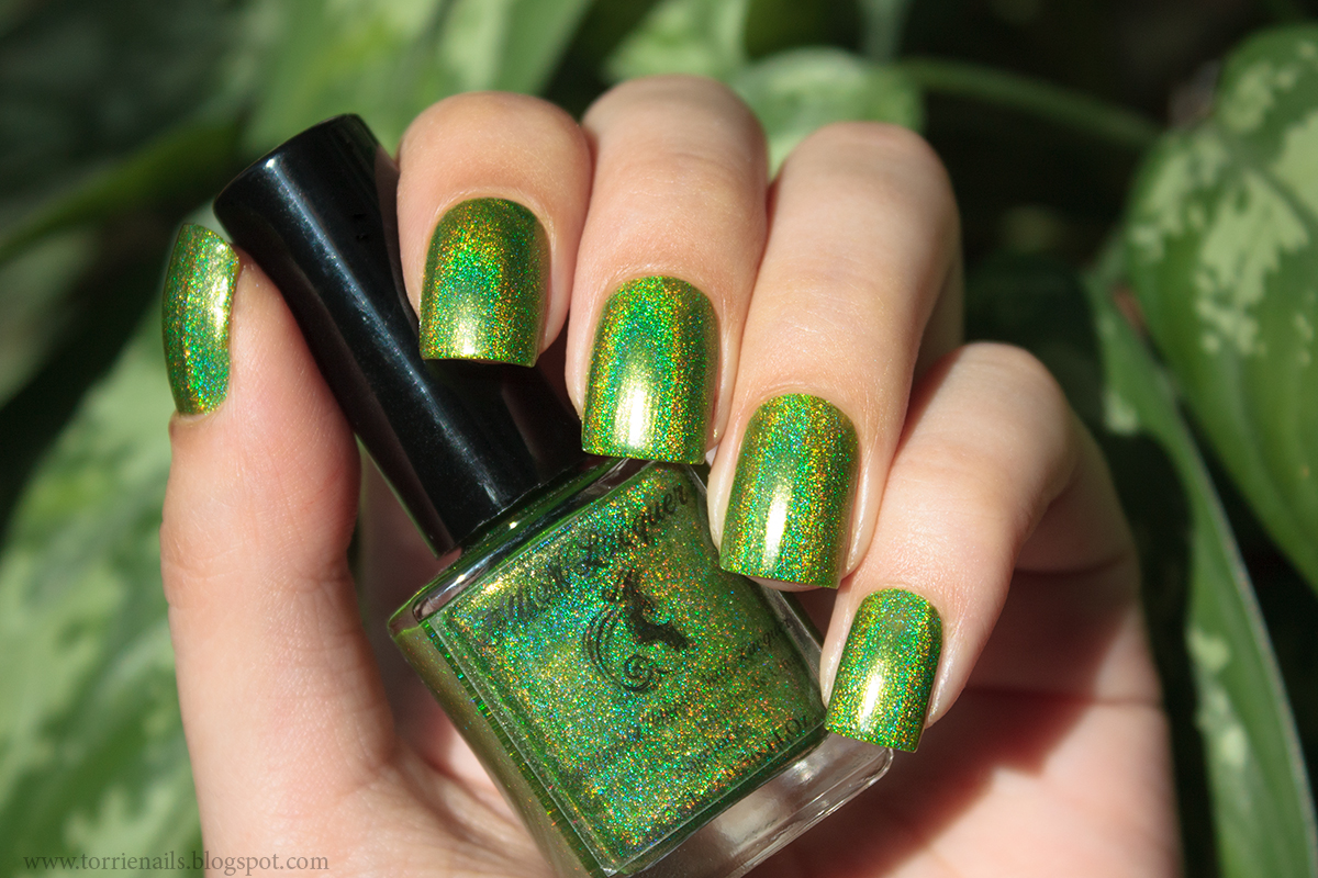 FUN Lacquer Mowed meadow