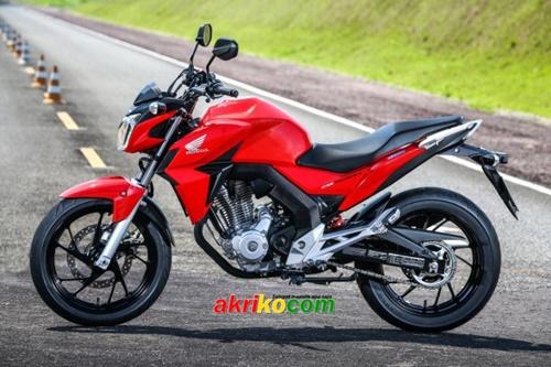 Honda CB Twister 250 buatan Jepang untuk pasar Brazil, Pengganti Tiger di Indonesia.