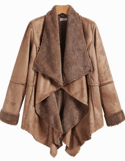 http://www.sheinside.com/Khaki-Long-Sleeve-Faux-Fur-Lapel-Outerwear-p-190589-cat-1735.html?aff_id=1285