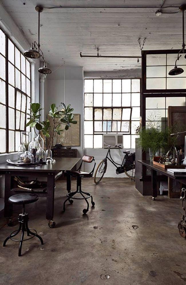 Errelab crea in resina: industrial mood