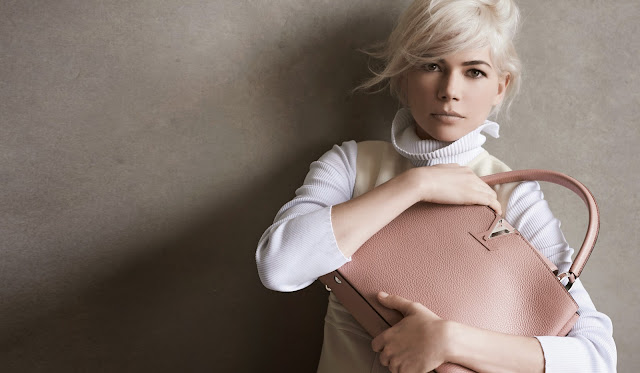 Louis Vuitton Unveils New Fall/Winter 14-15 Ad Campaign Starring Michelle Williams
