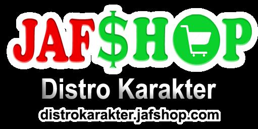 JAFSHOP Distro Karakter