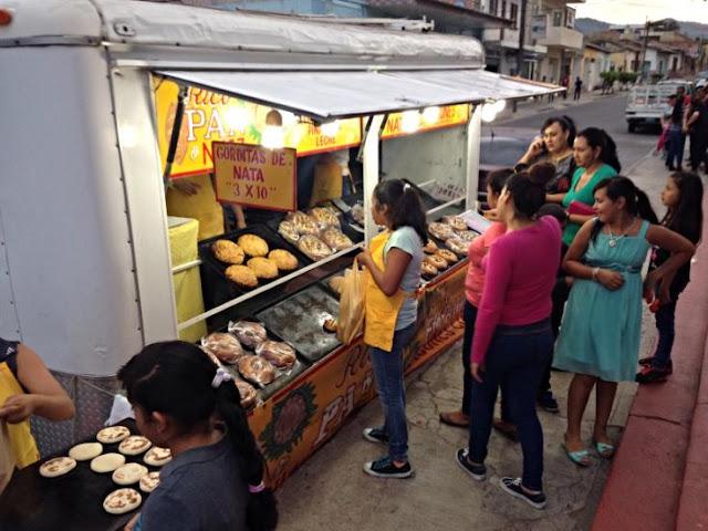 Lake Chapala street food
