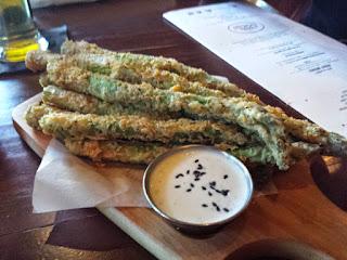 "Asparagus ""Fries"""