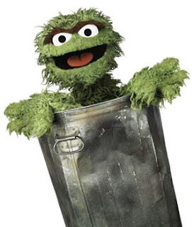 Most Popular Sesame Street Characters oscar the grouch