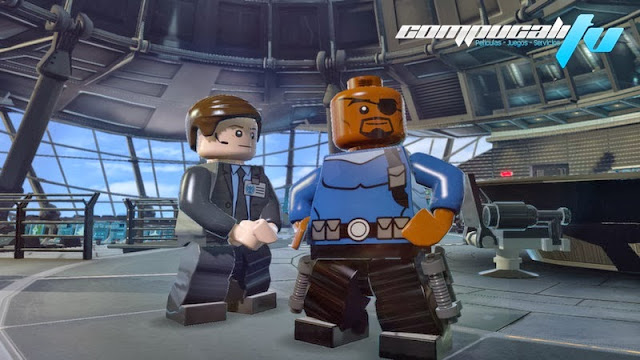 LEGO Marvel Super Heroes PC Full Español