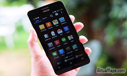 Harga dan Spesifikasi HP Asus Zenfone 5