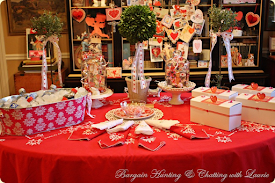 Six Valentine Tablescapes