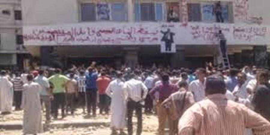 """رئيس """"النادي النوبي"""" بالإسكندرية يأسف لأحداث أسوان ... ويؤكد تقاعس الأمن"""