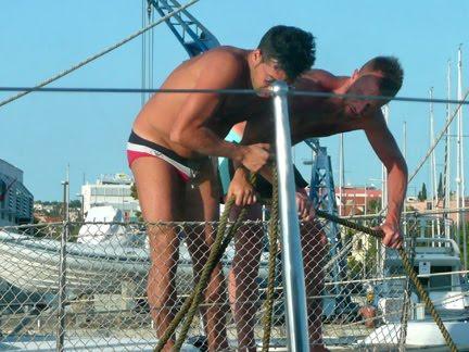old gay maduros