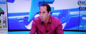 """""""É bonito ver o Bahia jogar"""", diz comentarista Edmundo"""