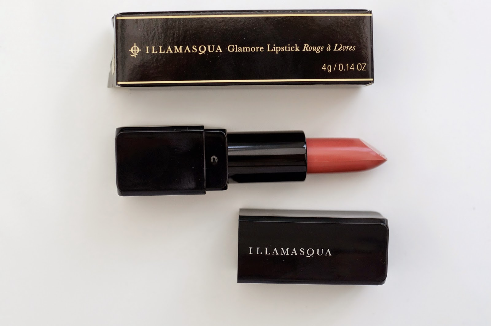 illamasqua glamore lipstick nude
