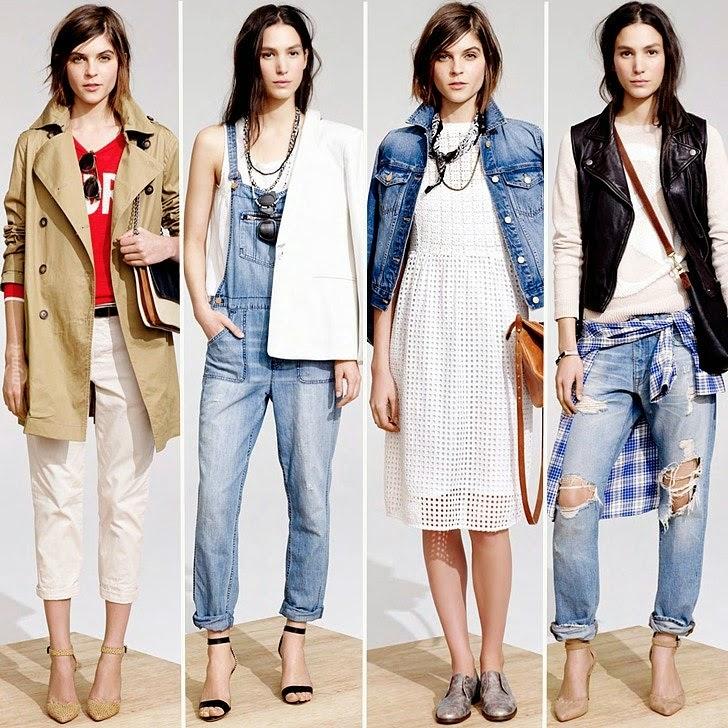 Стильная Модная Одежда Для Женщин