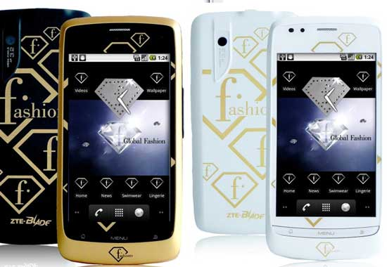 price of fashionable android cell phone