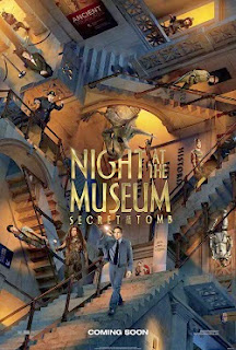 Đêm Ở Viện Bảo Tàng: Bí Mật Hầm Mộ - Night at the Museum: Secret of the Tomb