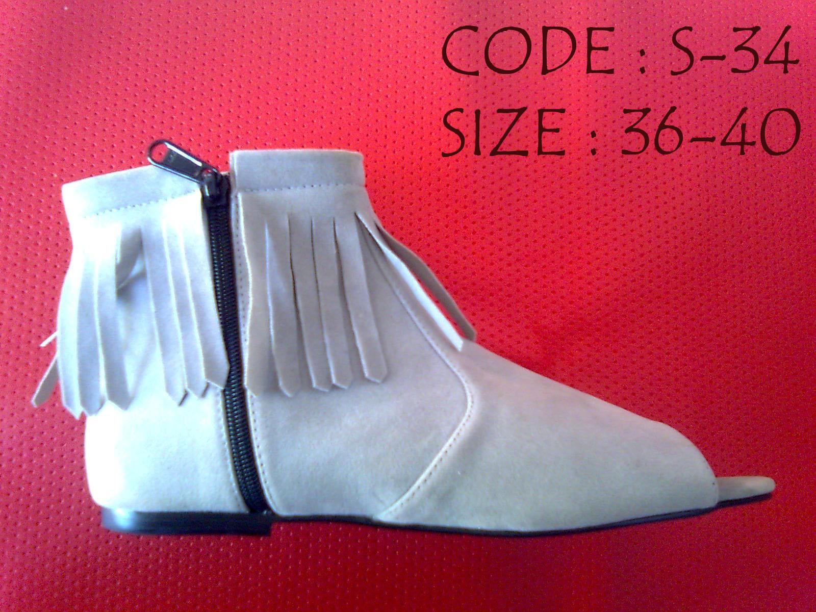 Contoh Negosiasi Jual Beli Sepatu Bekas Diposkan oleh HeruYonk di 03