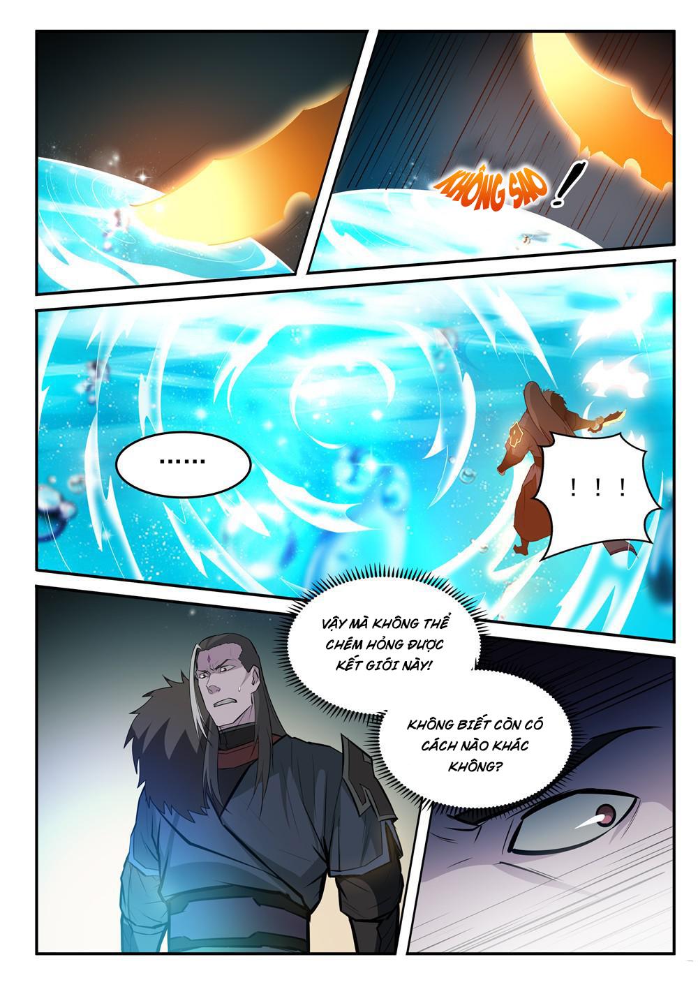 Bách Luyện Thành Thần Chapter 199 - Hamtruyen.vn