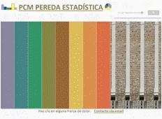 Proyecto Competencia Matemática Estadística en el Pereda