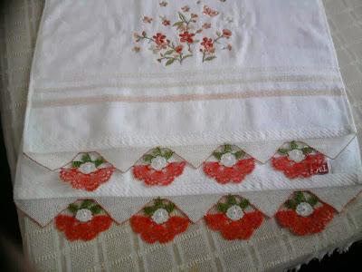 havlu işlemeleri