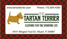 Sassy Sponsors: Tartan Terrier