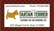 Sassy Sponsors: Tartan Terrier