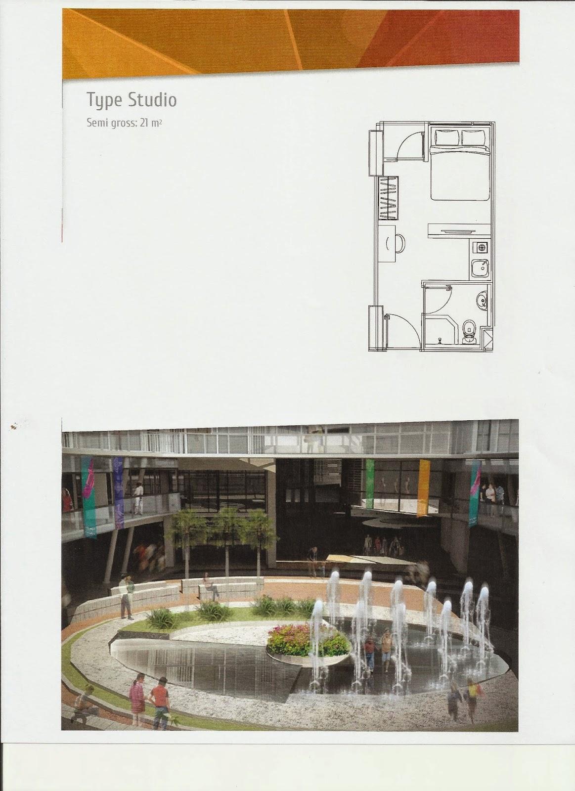 Royal Betawi Apartment Apartment Royal Betawi