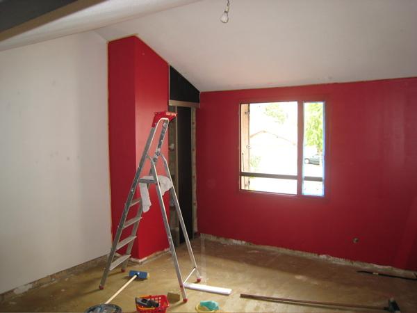 Art d co idee peinture chambre a coucher for Photo peinture chambre