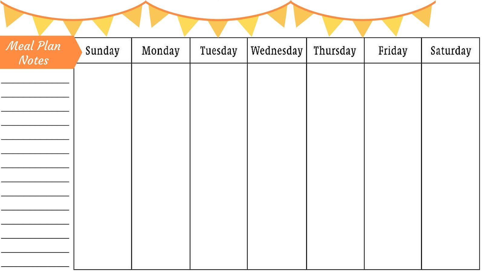 Weekly Dinner Calendar : Make meal planning easy with sam s club family pizza combo