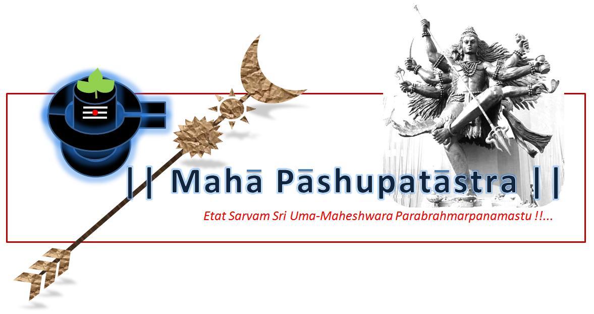 Maha Pashupatastra