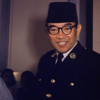 Mantan Presiden Sukarno 1