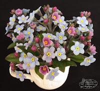 ботанические копии цветов на заказ, букеты, красивые цветы