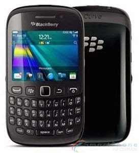 BLACKBERRY Curve 9220 Davis (Garansi TAM) - Black