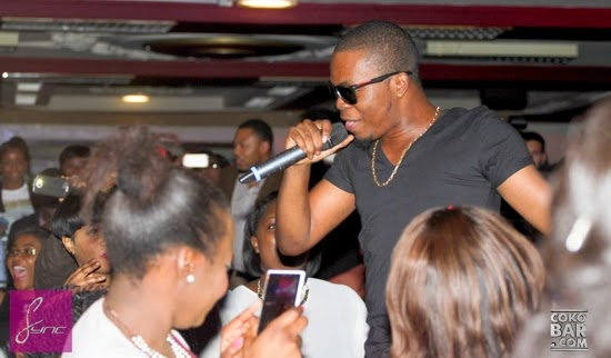 olamide in london