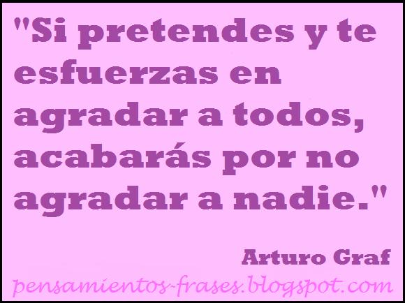 frases de Arturo Graf