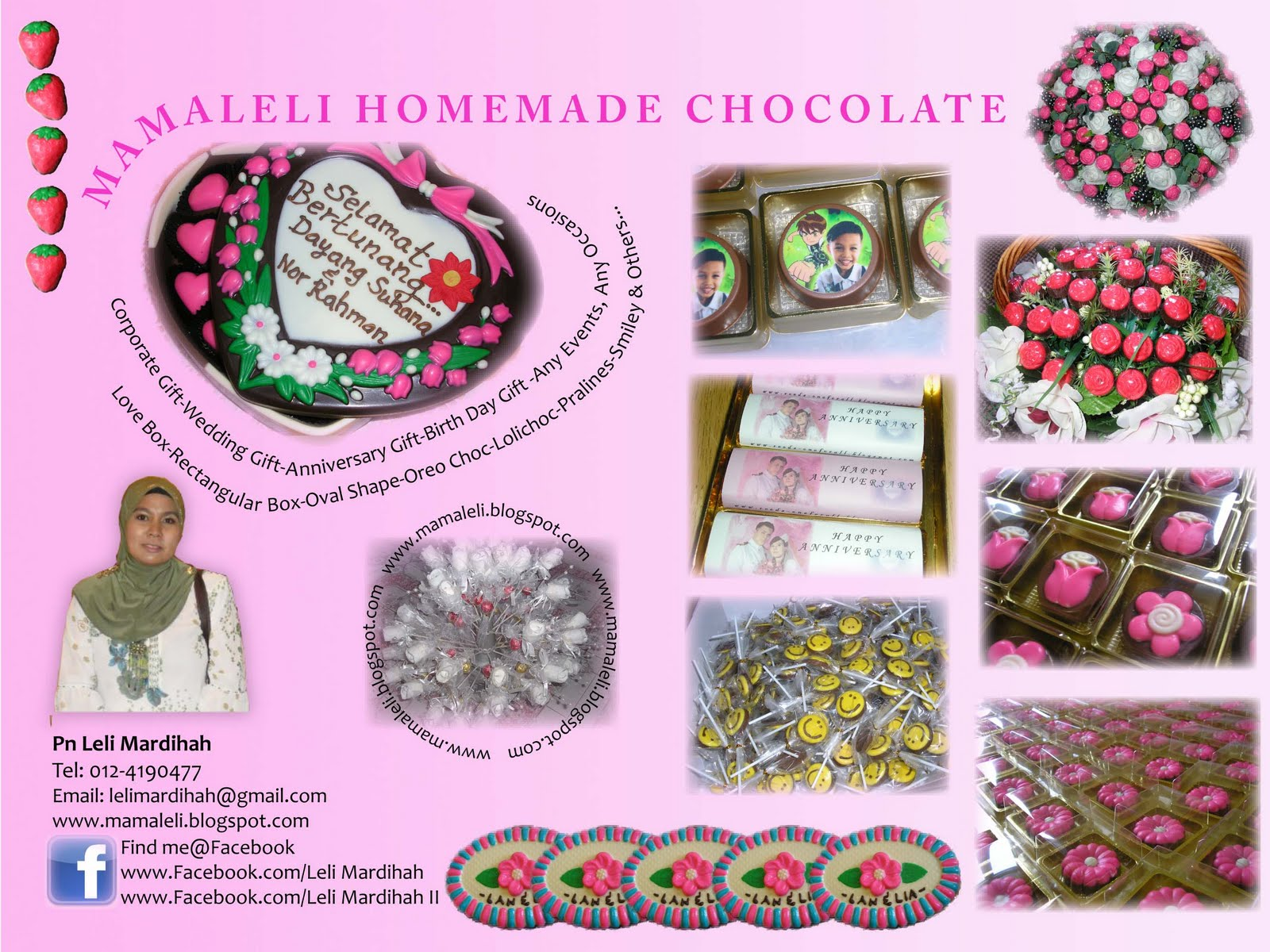 Mamaleli Homemade Chocolate