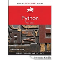 Python: Visual QuickStart Guide, 3/e (Visual Quickstart Guides) [Formato Kindle]