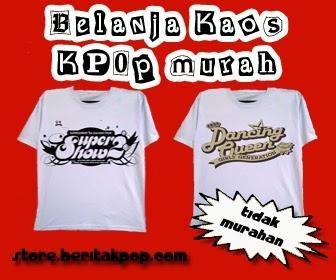 Kaos Kpop Murah