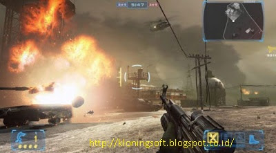 Download Game Frontlines Fuel of War For PC