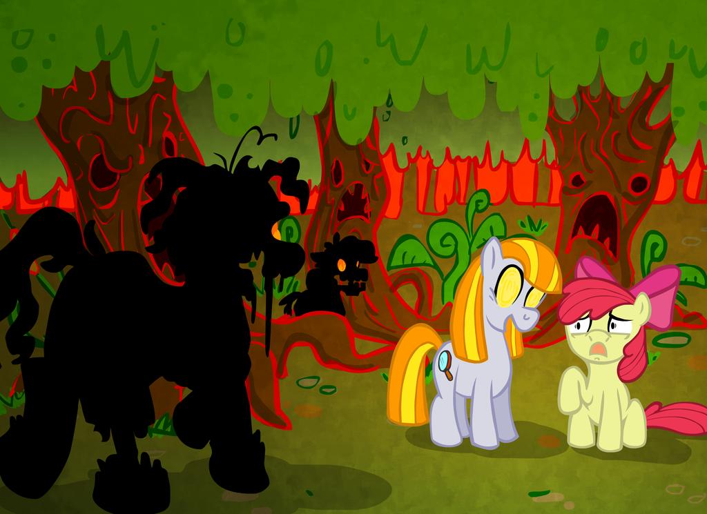 """[SWF] Nuevo Juego """"Very Creepy"""" de My Little Pony"""