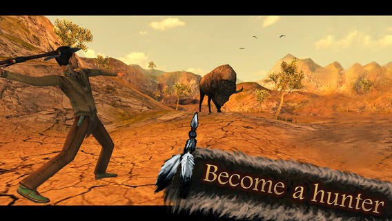 Evolution Indian Hunter full unlocked apk