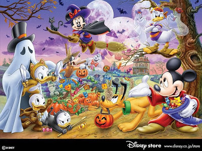 Cute Halloween Images of disney
