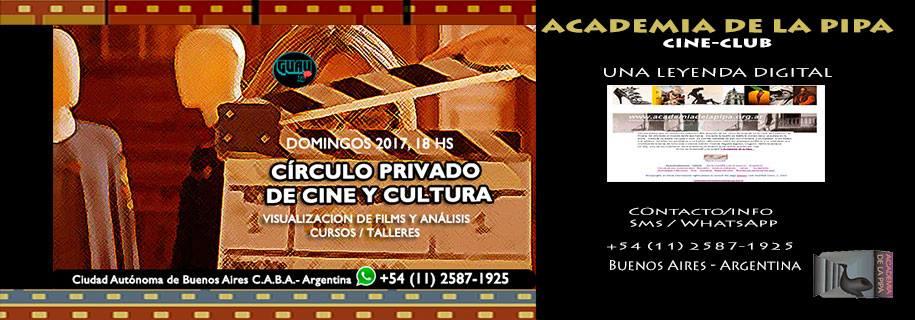 ACADEMIA DE LA PIPA CINECLUB