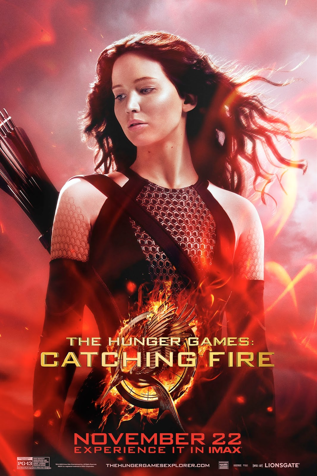 Watch The Hunger Games Catching Fire Full Movie - Putlocker