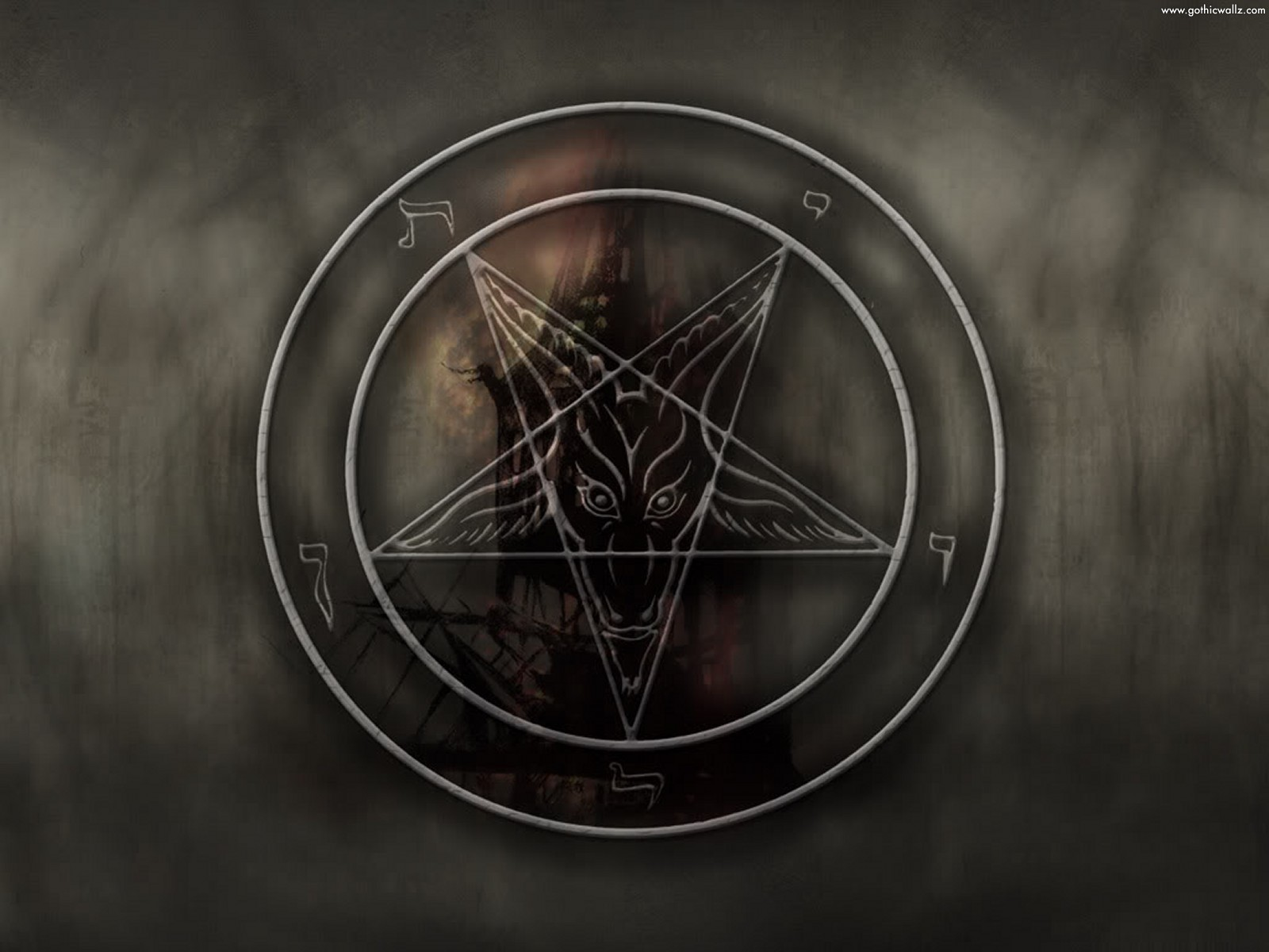 Devil Wallpaper | Gothic Wallpaper Download
