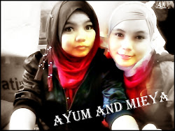 me and ayum...gler photo