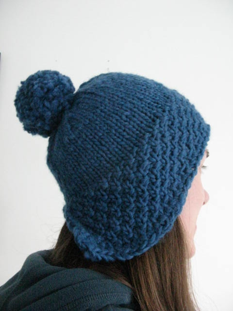 Littletheorem Lomond Hat Interesting Free Knitting Patterns Bulky Yarn