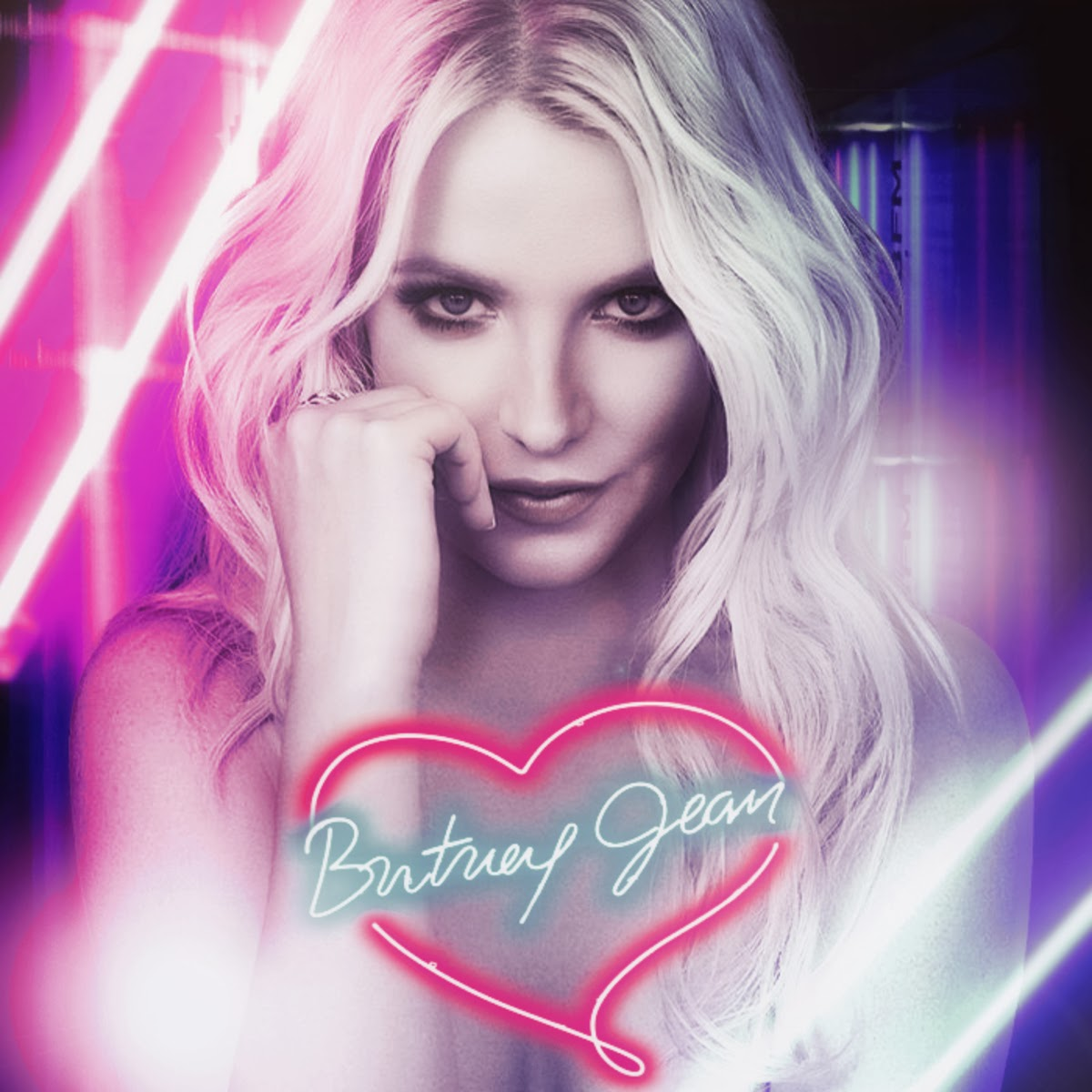 Britney Spears -Britney Jean (Standar Version)(2013)