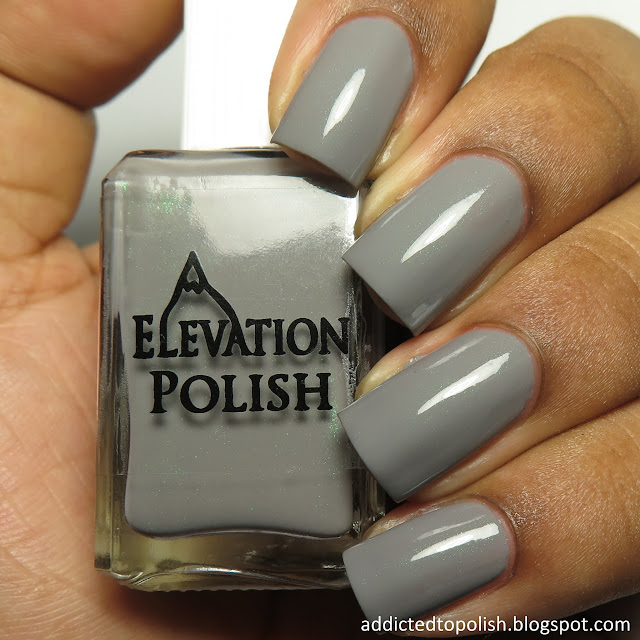 elevation polish the moon dont move