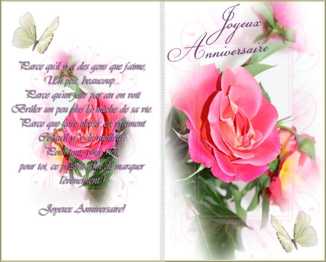 Carte Anniversaire Adulte Femme Wizzyloremaria Blog