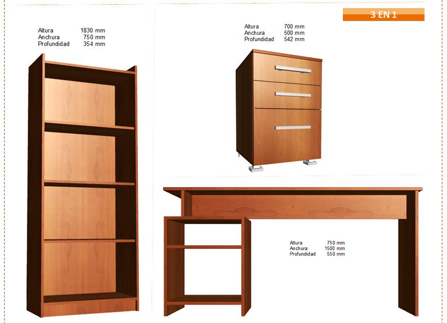 Programa para crear y desglosar muebles cocina y closet for Aplicacion para disenar muebles